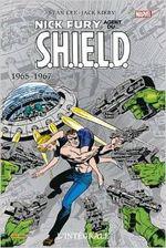 Couverture 1965-1967 - Nick Fury : L'Intégrale, tome 1