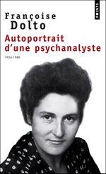 Couverture Autoportrait d'une psychanalyste
