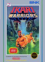 Jaquette Ikari Warriors