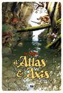Couverture La Saga d'Atlas & Axis, tome 1