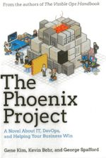 Couverture The Phoenix Project