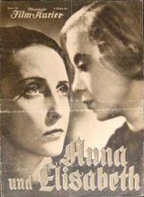 Affiche Anna und Elisabeth