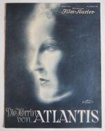 Affiche Die Herrin von Atlantis