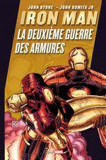 Couverture Iron Man : La Deuxième Guerre des Armures