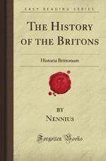 Couverture Historia Brittonum
