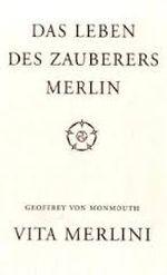 Couverture Vita Merlini
