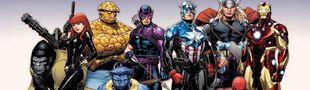 Cover Chronologie Avengers/West Coast Avengers/New Avengers/Uncanny Avengers (VO)
