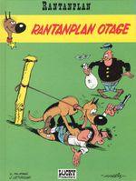 Couverture Rantanplan Otage - Rantanplan, tome 3