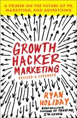 Couverture Growth Hacker Marketing