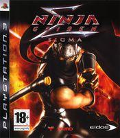 Jaquette Ninja Gaiden Sigma