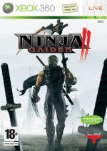 Jaquette Ninja Gaiden II