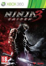 Jaquette Ninja Gaiden 3