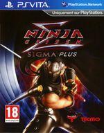 Jaquette Ninja Gaiden Sigma Plus