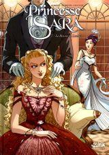 Couverture Le Retour de Lavinia - Princesse Sara, tome 7