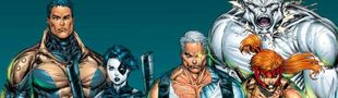 Cover Chronologie X-Force/Uncanny X-Force/Cable and X-Force (VO)