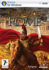 Jaquette Grand Ages : Rome