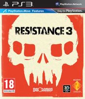 Jaquette Resistance 3