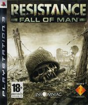 Jaquette Resistance : Fall of Man