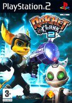 Jaquette Ratchet & Clank 2