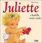 Couverture Juliette s'habille toute seule
