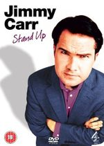 Affiche Jimmy Carr: Stand Up