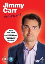 Affiche Jimmy Carr: In Concert