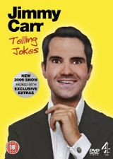 Affiche Jimmy Carr: Telling Jokes