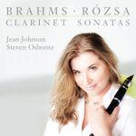 Pochette Clarinet Sonatas
