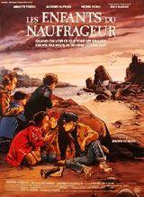 Affiche Les Enfants du naufrageur