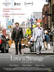 Affiche Love is Strange