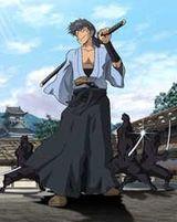 Affiche Musashi, la voie du pistolet