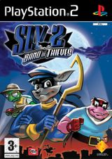 Jaquette Sly 2 : Association de voleurs