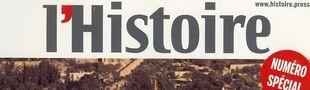 Cover Les BD conseillées par «L'Histoire»