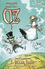 Couverture Dorothée et le Magicien d'Oz