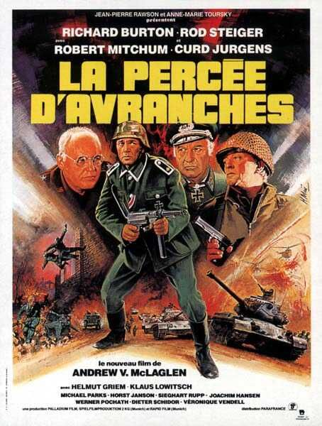 film la percée davranches