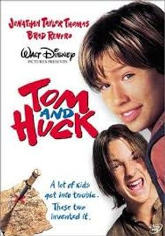 Affiche Tom et Huck