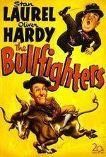 Affiche Laurel et Hardy toréadors