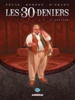 Couverture Vouloir - Les 30 Deniers, tome 3