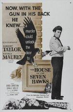 Affiche La maison des sept faucons