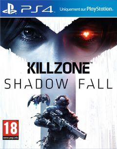Jaquette Killzone : Shadow Fall