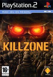 Jaquette Killzone