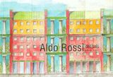 Couverture Aldo Rossi dessins et esquisses