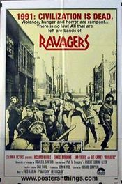 Affiche Ravagers