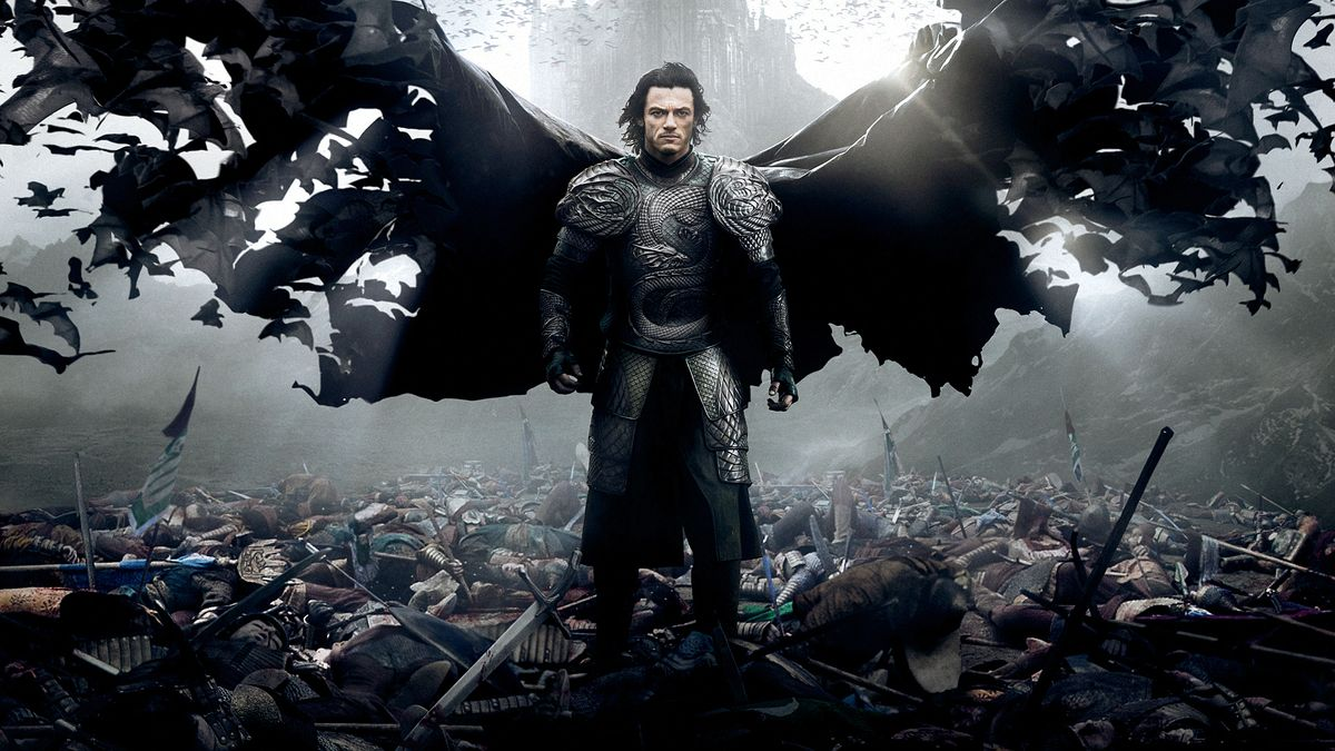 dracula untold film 2014 senscritique. Black Bedroom Furniture Sets. Home Design Ideas