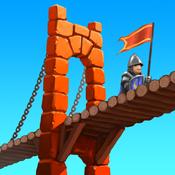 Jaquette Bridge Constructor Médiéval