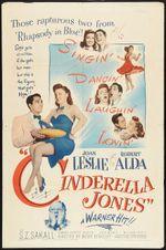 Affiche Cinderella Jones
