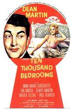 Affiche Dix mille chambres à coucher