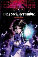 Affiche Mardock Scramble: The Third Exhaust