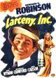 Affiche Larceny, Inc.