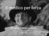 Affiche Médecin malgré lui